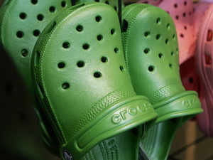 39b7a62a083e NEW DELHI  India is one of the fastest growing markets for US casual  footwear brand Crocs