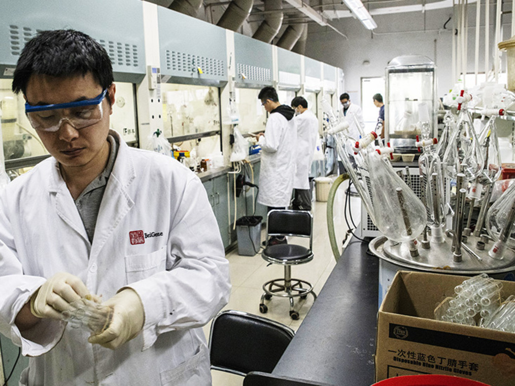 """How """"sea turtles"""" are making China a hotbed of biotech innovation"""