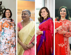 Rich wives club: Kiran Nadar, Sudha Murty join Sangita Jindal; Nita Ambani not on list