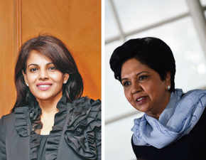 Emcure's Namita Thapar learnt the 'F-word' from Indra Nooyi's 2016 Women Summit talk