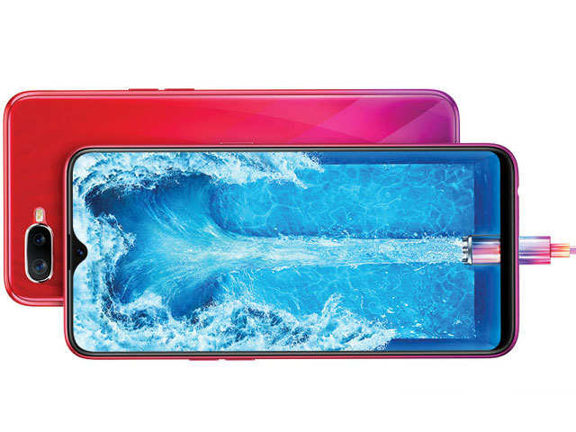 Oppo F9 and F9 Pro Launched: Oppo launches F9 & F9 Pro