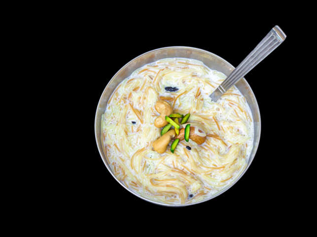 A healthy Eid with this refined recipe of Sheer Khurma - The