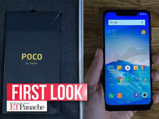 Poco F1: Unboxing And First Look