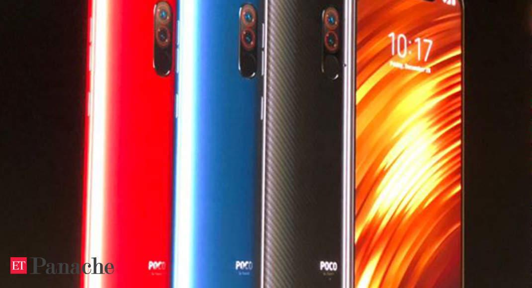 poco f1: Made in India: Poco F1 focuses on speed