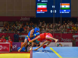 India produces best ever show in wushu, clinches 4 medals