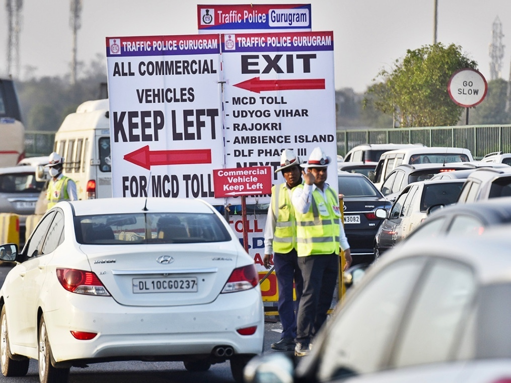 India's notoriously inefficient tolling system is getting smarter