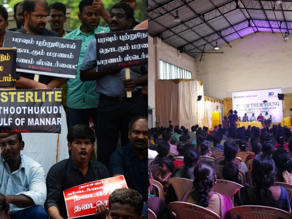 The complicated relationship of Sterlite and Thoothukudi