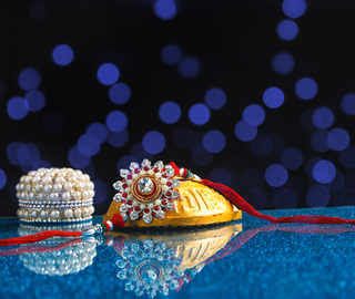From precious silver to cool batman pendants, check out this rakhi-guide