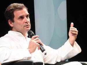 Some from my party didn't like me hugging PM Modi, says Rahul Gandhi