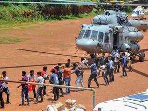 Kerala floods: India grateful, but won't accept foreign aid