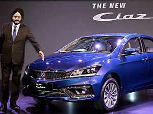 Maruti Suzuki Luxury Car Markers Mercedes Bmw And Audi Next On