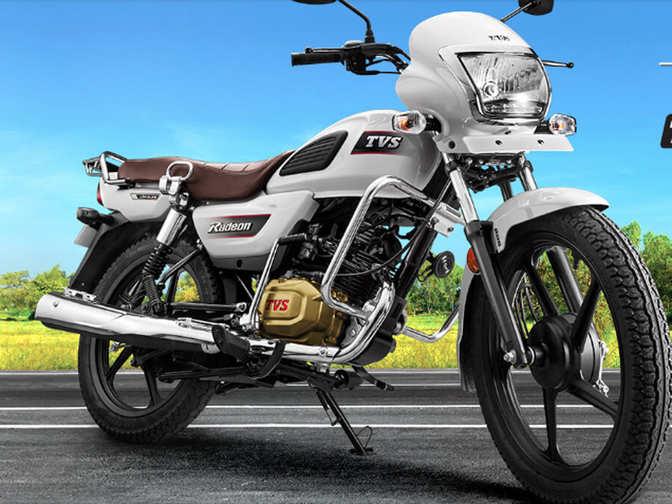 TVS Radeon: TVS launches 110cc bike 'Radeon'