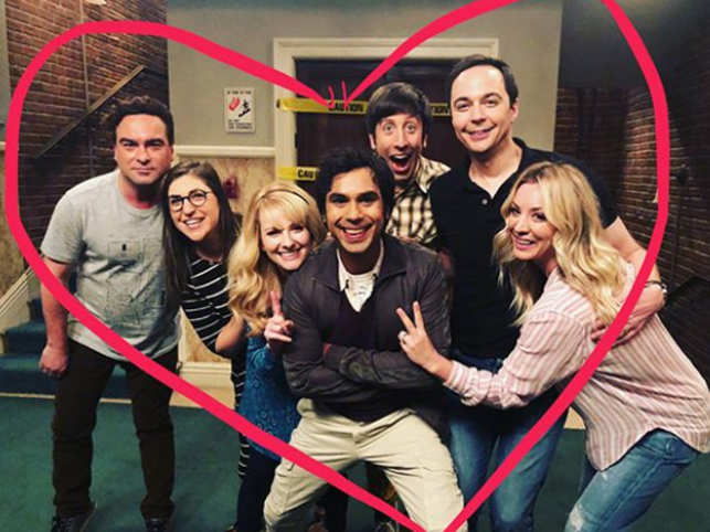 The Big Bang Theory Jim Parsons Aka Sheldon Cooper Pens Heartfelt