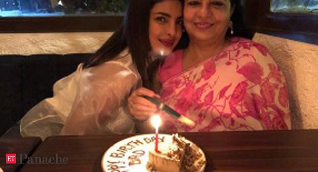 Madhu Chopra Priyanka Chopra Remembers Dad On His Birthday Posts