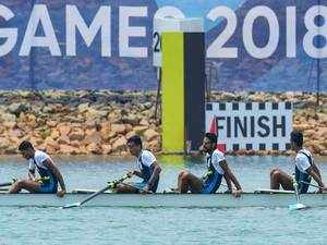 Asian Games 2018: Indian rowers sing redemption song with 3 medals