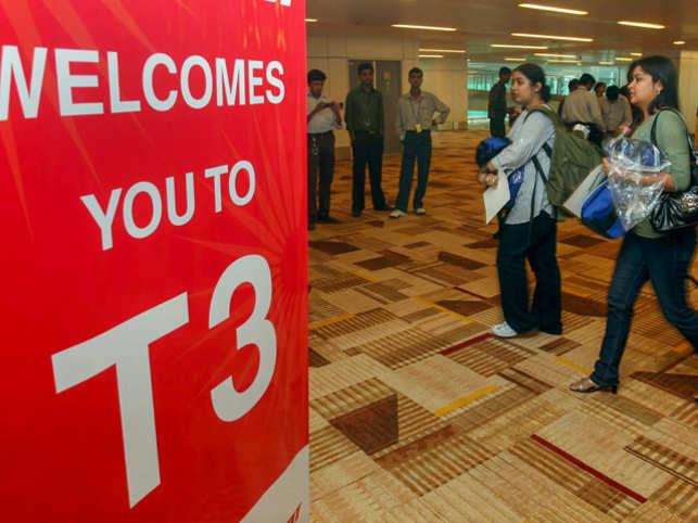 T3 terminal