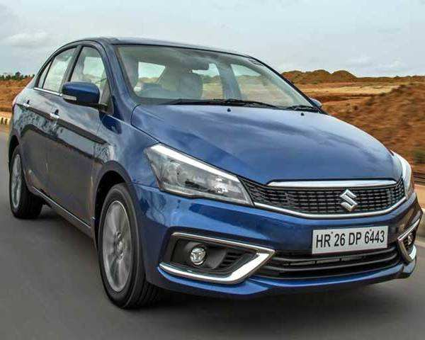 Autocar Show 2018 Maruti Suzuki Ciaz First Drive Review The