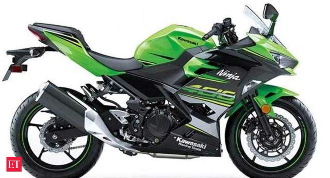 Autocar Show 2018 Kawasaki Ninja 400 First Ride The Economic