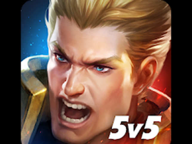 Arena of Valor review: 5v5 Arena Game