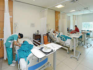 not all is well with india s corporate hospital chains the