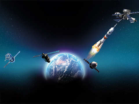 The world gets set for race to space - Space race, redux