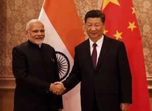 Modi Xi AFP