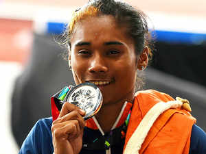 Asian Games 2018: Hima Das clinches Silver in 400 m women's race
