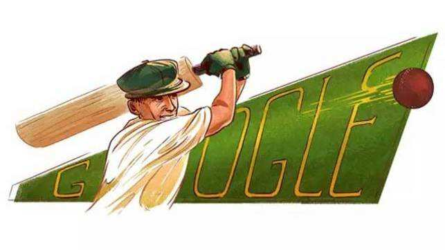 Google commemorates Sir Don Bradman's 110th birth anniversary with doodle