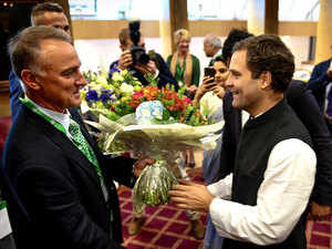 Rahul Gandhi in Europe: Emerging as a tougher opponent