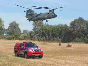 Boeing delivers another set of aerostructures for Chinook helicopter