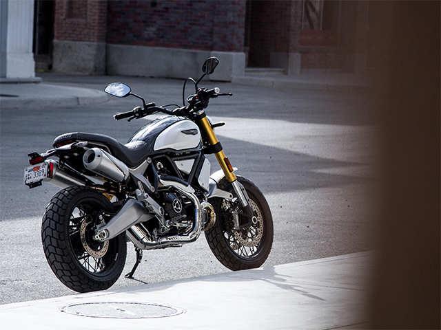 Ducati Scrambler 1100 Ducati Launches Scrambler 1100 In India The
