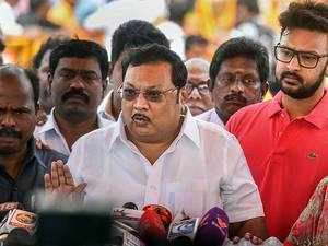 Take me in party or face consequences: MK Alagiri's open threat to DMK