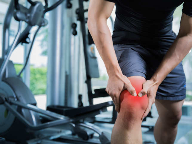 Knee: Painful knees not an old-age problem any more: Bad lifestyle ...
