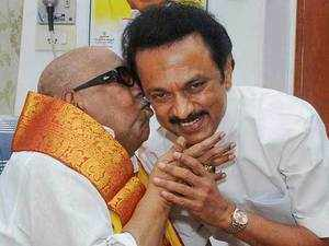 Thalapathy to Thalaivar: MK Stalin elected DMK president unopposed