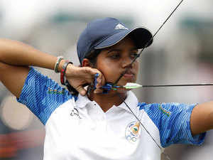 India women's compound team settles for silver at Asian Games