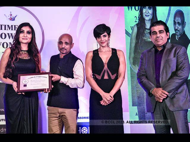 Fashion, Beauty, Health: Times Power Women 2018 Celebrates