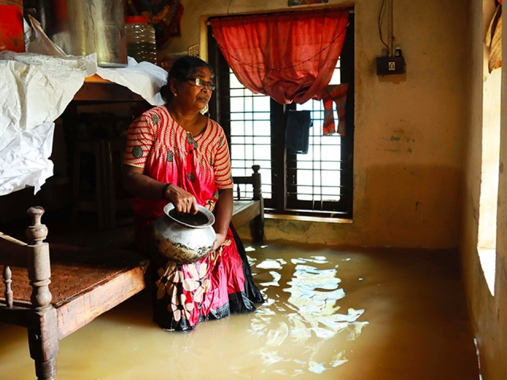 Warning from Kerala: India's flood forecasting system needs an urgent climate-change update. And some balance.