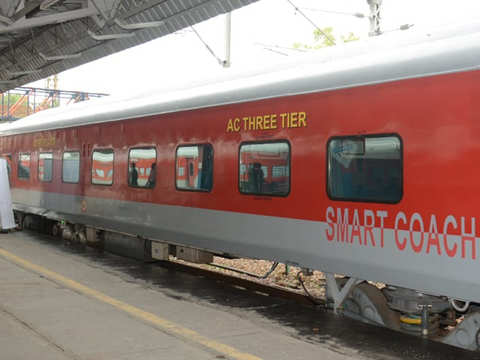 100 new such coaches are to be rolled out