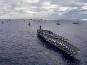 To counter China, West plans bigger footprint in Pacific