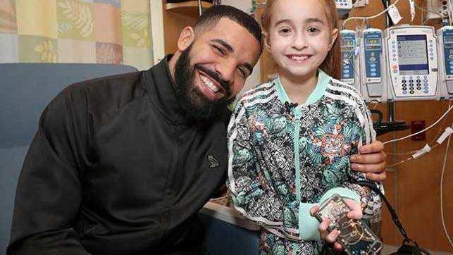 Chicago girl gets heart transplant after visit by Drake