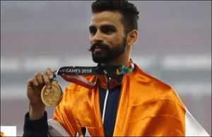 Asian Games 2018: Arpinder Singh strikes gold in men's triple jump