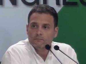 Rahul Gandhi mounts DeMo attack on PM Modi, says crony capitalists benefitted