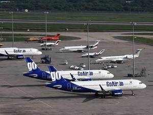 Go air international flights