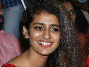 Supreme Court quashes FIR against Malayalam actress Priya Varrier
