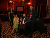 Harsh Goenka of RPG Enterprises with Karan Singh of ACG after the felicitation