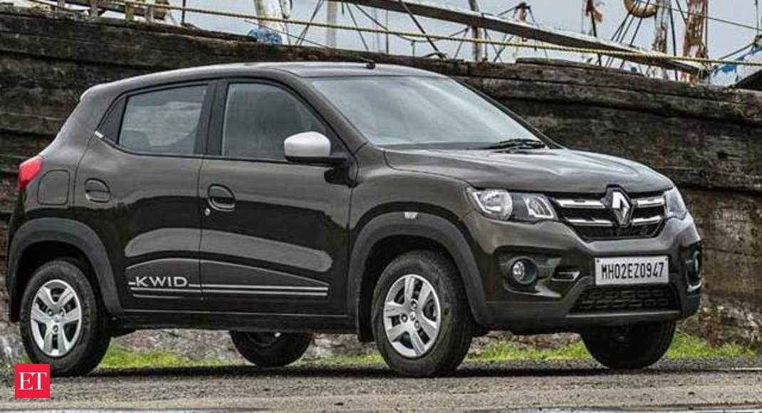 Kwid Autocar Show 2018 Renault Kwid 10 Amt Review The Economic