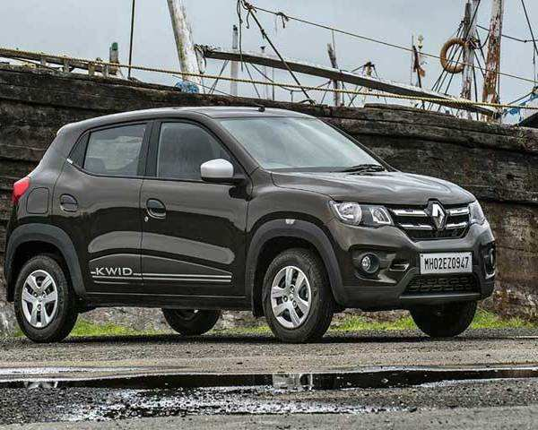 Kwid Autocar Show 2018 Renault Kwid 10 Amt Review The Economic