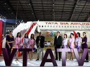 'Retro' Vistara aircraft to mark 150 years of Tata group