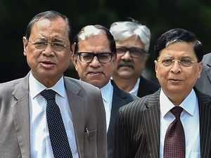 CJI Dipak Misra endorses Justice Ranjan Gogoi as successor