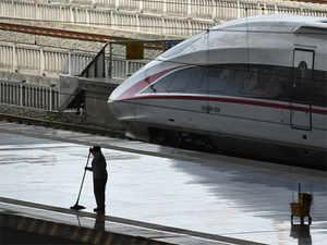 bullet-train-AFP
